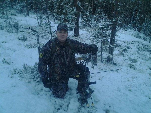 Metsästysnuolet